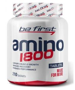 Be First Amino 1800 (210 таб.)