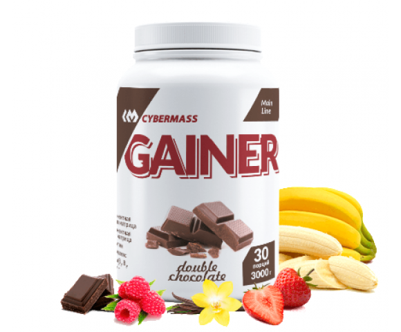 Cybermass Gainer (3000 гр.)