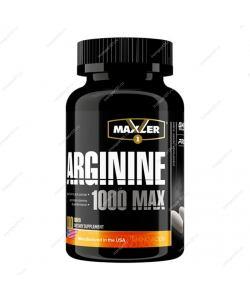 Maxler Arginine Max 1000 (100 таб.)