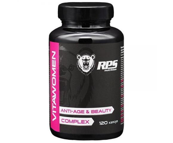 RPS Nutrition Vitawomen (120 капс.)