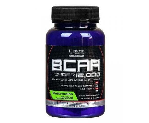 Ultimate Nutrition BCAA 12000 пробник (7,6 гр.)