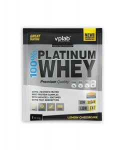 VPLab 100% Platinum Whey пробник (30 гр.)