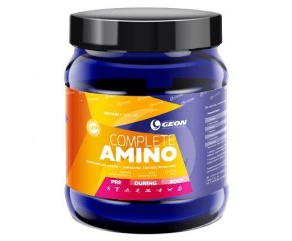 GEON Complete Amino (360 таб.)