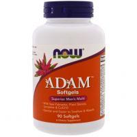 Now Foods Adam (90 капс.)