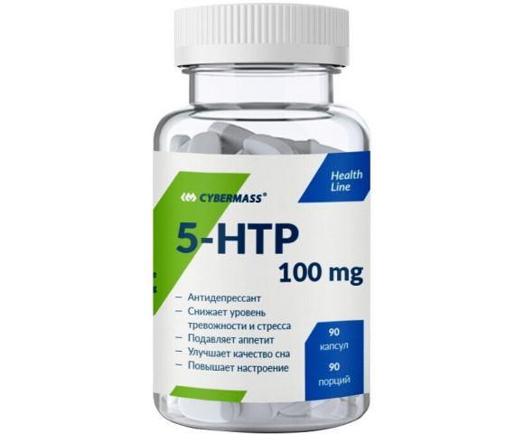 Cybermass 5-HTP 100 mg (90 капс.)