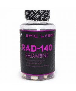 Epic Labs RAD-140 Radarine (60 капс.)