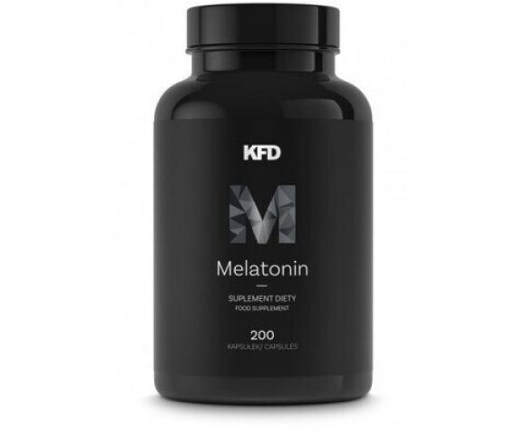KFD Nutrition Melatonin (200 капс.)