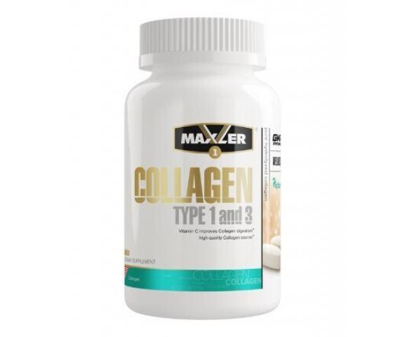 Maxler Collagen Type 1 and 3 (90 таб.)