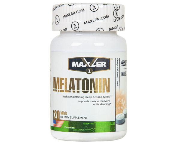 Maxler Melatonin (120 таб.)