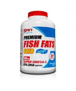 SAN Fish Fats (120 капс.)