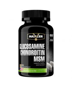 Maxler Glucosamine Chondroitin MSM (90 таб.)