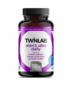 TwinLab Men`s Ultra Daily (120 капс.)
