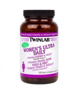 TwinLab Women`s Ultra Daily (120 капс.)