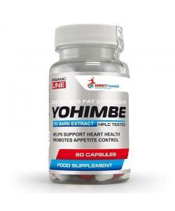 WestPharm Yohimbe (60 капс.)