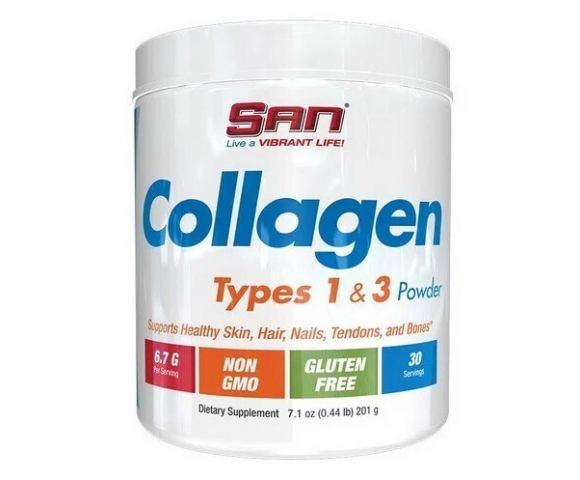 SAN Collagen Types 1 & 3 (201 гр.)