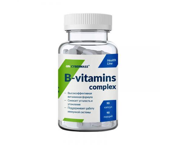 Cybermass B-vitamins (90 капс.)