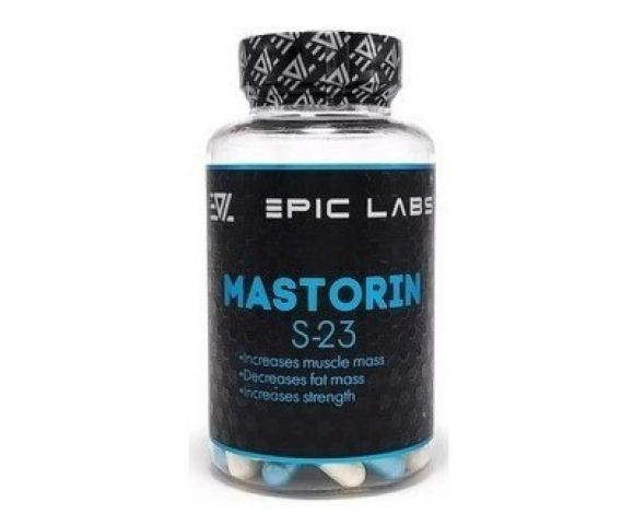 Epic Labs Mastorin S-23 (90 капс.)