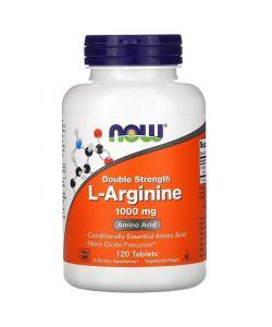 Now Foods L-Arginine 1000 mg (120 таб.)