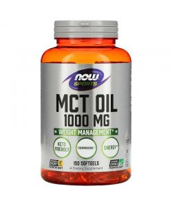 Now Foods MCT Oil 1000 mg (150 капс.)