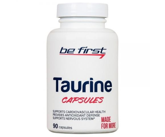 Be First Taurine (90 капс.)