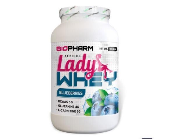 BioPharm Lady Whey (908 гр.)
