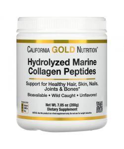 California Gold Nutrition Marine Collagen (200 гр.)