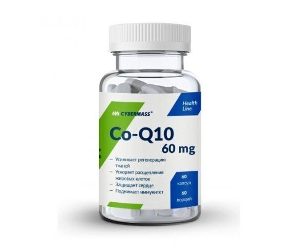 Cybermass Co-Q10 60 mg (60 капс.)