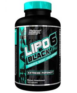 Nutrex Research Lipo 6 Hers (120 капс.)