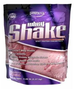 Syntrax Whey Shake (2270 гр.)