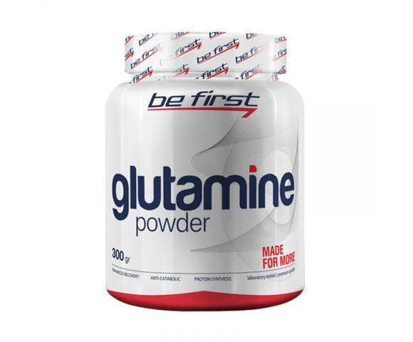 Be First Glutamine (300 гр.)