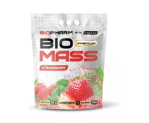 BioPharm Bio Mass (2500 гр.)