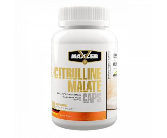 Maxler L-Citrulline Malate (90 капс.)
