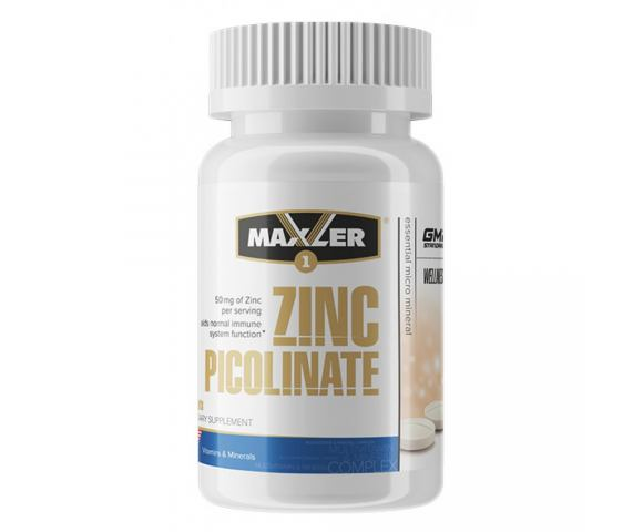 Maxler Zinc Picolinate (60 таб.)