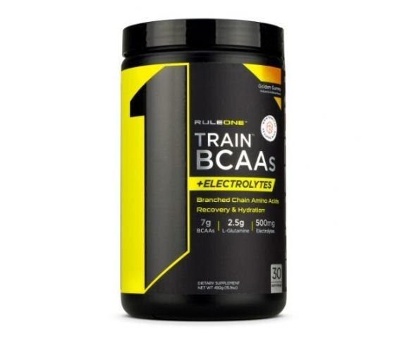Rule1 Train BCAAs + Electrolytes (450 гр.)