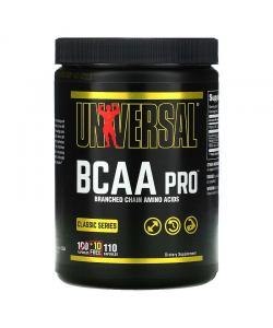Universal Nutrition BCAA Pro (110 капс.)