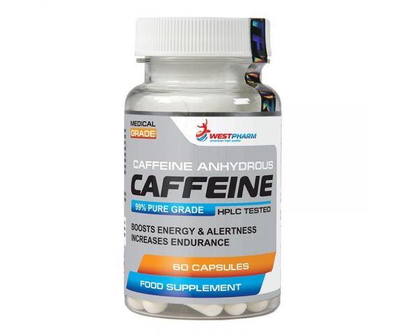 WestPharm Caffeine (60 капс.)