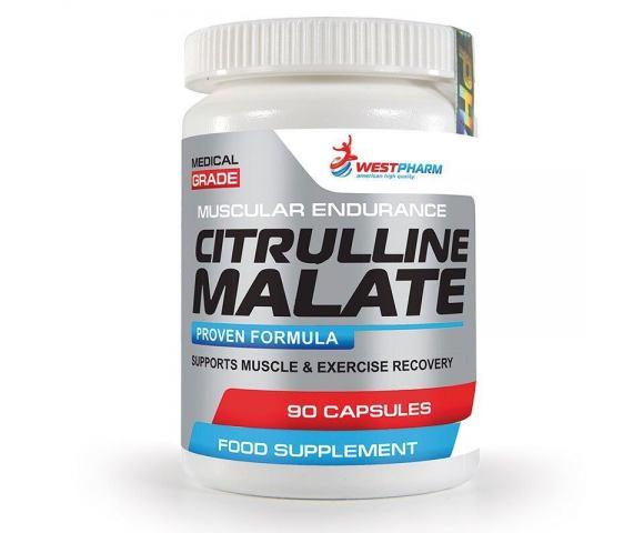 WestPharm Citrulline Malate (90 капс.)