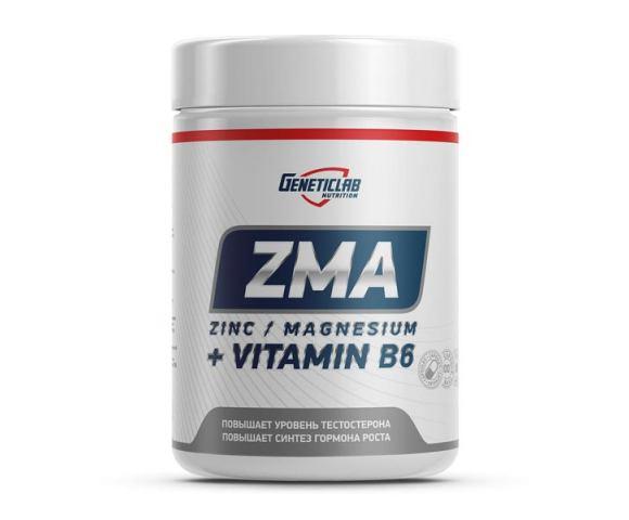 Geneticlab Nutrition ZMA (60 капс.)