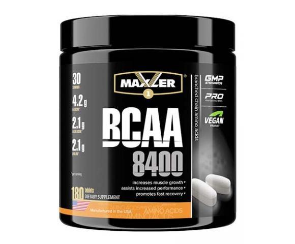 Maxler BCAA 8400 (180 таб.)