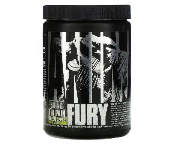 Universal Nutrition Fury (82 гр.)