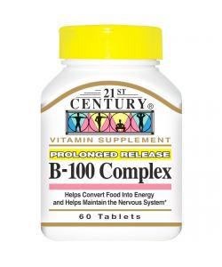 21st Century B-100 Complex (60 таб.)