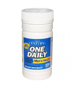 21st Century One Daily Men`s Health (100 таб.)