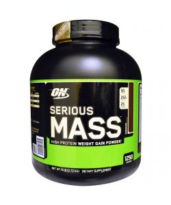 Optimum Nutrition Serious Mass (2720 гр.)