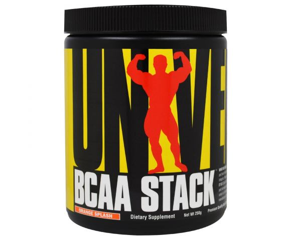 Universal Nutrition BCAA Stack (250 гр.)