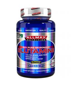 ALLMAX Nutrition Glutamine (100 гр.)