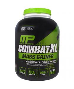 MusclePharm Combat XL Mass Gainer (2722 гр.