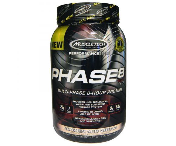 MuscleTech Phase 8 (907 гр.)