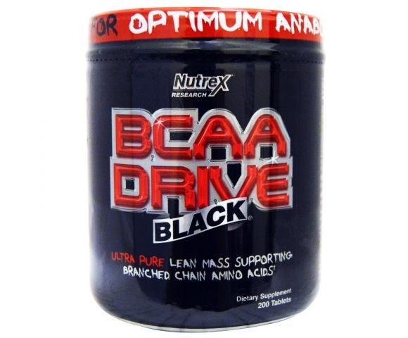 Nutrex Research BCAA Drive (200 таб.)