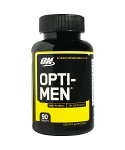 Optimum Nutrition Opti-Men (90 таб.)