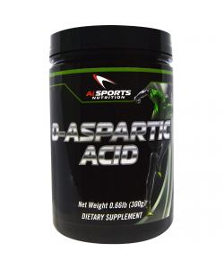AI Sports Nutrition D-Aspartic Acid (300 гр.)